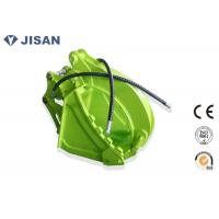 China Big Cylinder Backhoe Bucket Thumb Non Rotating JSS06 For PC120 PC160 on sale