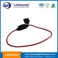 Automotive 35A 12V / 24V / 36V Maxi Fuse Box Wiring Harness UL1015 - 16AWG OD 3.0MM Manufactures