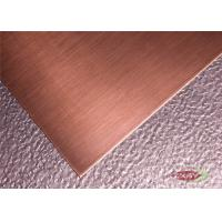 Customized Metallic Pure Sheets Of Copper Foil Metal With OEM ODM Service Manufactures
