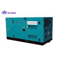 Silent Diesel Generator Equipped Nissan Engine And Low Oil Consumption for house use Manufactures