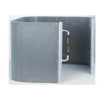 U - shape Micro Channel Heat Exchanger Air Cooled Aluminum Tube Condenser With OEM Manufactures