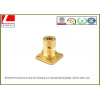 OEM CNC Machining Services CNC Brass Machined Parts For Motorcycles Manufactures