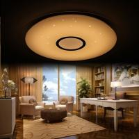 China Smart Stylish Remote Control Ceiling Light , Wireless Light Fixtures For Ceilings on sale