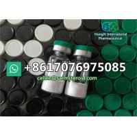 China High Purity Muscle Growth Peptides MT-1 / Melanotan-1 For Skin Tanning CAS 75921-69-6 on sale