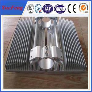 CNC fabrication China factory price aluminum extrusion Manufactures