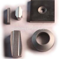 Tungsten carbide grooving inserts ztgd0400-mg external turning tobacco cutting knife Manufactures