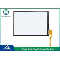 China Conductive ITO Analog Resistive Touch Screen LCD Panel 3.1 Inches With 4 Wire on sale
