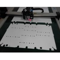 backlit film cnc cutting table production