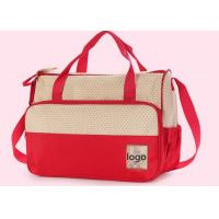 Multicolored Yummy Mummy Baby Diaper bags Changing with One Inner Pouch Manufactures