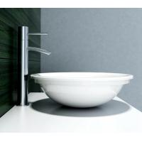 Indoor Home Countertop Sink Basin  Scratch Resistant Stable Performance Manufactures