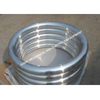 500kV Shielding Electric Range Parts , 4.0mm Thickness High Voltage Insulator Ring Manufactures