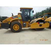 XS223JE Road Maintenance Machinery / Road Compactor Single Drum Vibratory Roller Manufactures