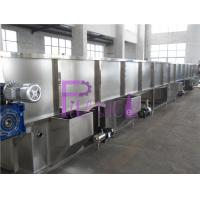 Buy cheap Hot Filling Drink Bottle Packing Machine Juice Cooling Sterilizer System from wholesalers