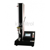 China Touch Controller Single Column Tensile Testing Machine 5KN / Material Testing Equipment on sale