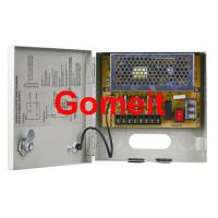 Buy cheap 4 Channel CCTV Camera Power Supply Box , Security CCTV Power Supply 12v 5amp Long Service Life from wholesalers