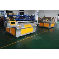 High Volume Board Piezoelectric Ink-jet UV Flatbed Printing machine Manufactures