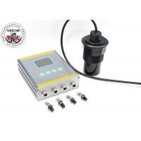 High Performance Ultrasonic Water Level Meter EIA485 / RS232 Communication Manufactures
