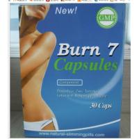 Burn 7 slimming capsule best weight loss products magic slim Manufactures