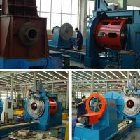 80 - 300mm Diameter Weld Wire Mesh Machine For Oil Well Sand Control Manufactures