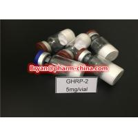 China Muscle Growth Hormones Peptide GHRP-2 Bodybuilding Powdered Steroids Supplements on sale