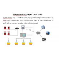 SYW-A magnetostrictive probe with TCM-1 touchsmart display console for petrol station fuel tank level sensor Manufactures