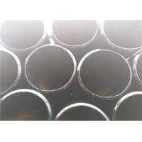 ERW Electric Resistance Welded Steel Pipe For Underground With Increasing The Abrasion Resistance Manufactures