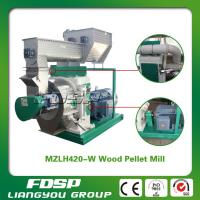 CE certificated good price wood pellet press for sale Manufactures