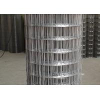 Hot Dipped Galvanized Welded Wire Mesh Square Hole Shape 0.15mm-14mm Gauge Manufactures