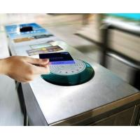 Plastic Contact Smart IC Metro Cards Printing Manufactures