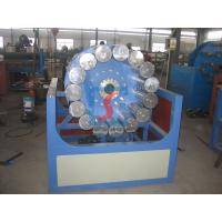 China Hose Making Machine PVC Pipe Extrusion Line , Fiber Hose Pipe Making Machine on sale