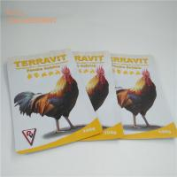 Recyclable Plastic Pet Food Pouch Customized Thickness With Logo Printing Manufactures