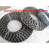 Diamond wire for marble quarry Manufactures