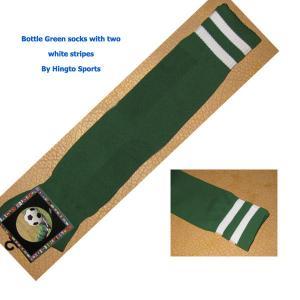Kids Football knee high athletic socks / Custom Sports Socks for Boys Manufactures