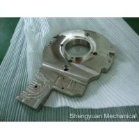China Carbon Steel Precision Precision Milling Machined Parts with Electroless Nickel Plate on sale
