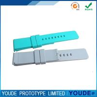 Small Amount Rubber Prototyping Silicone Mold Vacuum Casting Wristband Manufactures