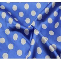 Quality Lean Textile printed stretched satin fabric for sale