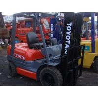 Used Forklift Toyota 3t 6fd30 Manufactures