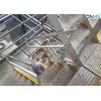 Convenient And Safe Frame Scaffolding System / Structural Shoring Systems Manufactures