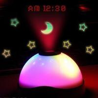 2012 LED Star Projection Clock Manufactures