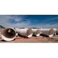 China GRP OR FRP PIPES GRP PIPES FRP/GRP Pipe on sale