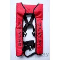 CCS Adult Automatic Inflatable Life Jackets Vests 210D Nylon TPU Coating 150N Lifejacket Manufactures