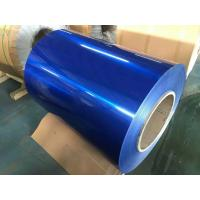PVDF aluminum coil for cladding system , celling system, curtain wall plate, shutter , gutter ,composite panel, can Manufactures