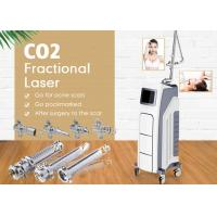 Air Cooling Co2 Fractional Laser Machine For Skin Resurfacing , Vaginal Tightening Device Manufactures