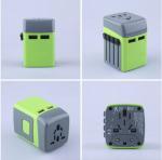 International Travel Converter Adapter Multi Purpose Socket 3 Years Warranty Manufactures