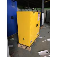 Quality 30 Gallon Chemical Safety Storage Cabinets For Flammable Liquids / Combustibles for sale