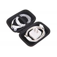 Fordable Travel Plastic Containers , Cable Storage Organizer With EVA Polyester Material Manufactures