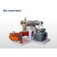China Multifunctional Granulator Feed Extruder Machine For Fish Feed Corn Silage on sale