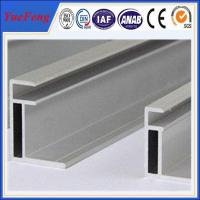 High Performance Aluminum Solar Panel Frame, frame for solar, aluminum extrusion Manufactures