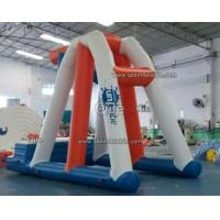 Durable Commercial Grade PVC Tarpaulin Inflatable Water Sports Manufactures
