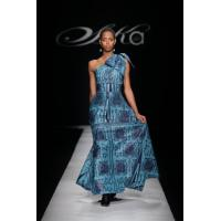 angle wax printed 100% cotton african fabric for apparel  Manufactures